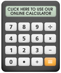 Visit our cost savings calculator online