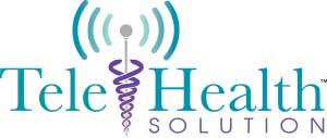 telehealth solution logo telemedicine
